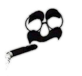 Icono de Groucho Marx