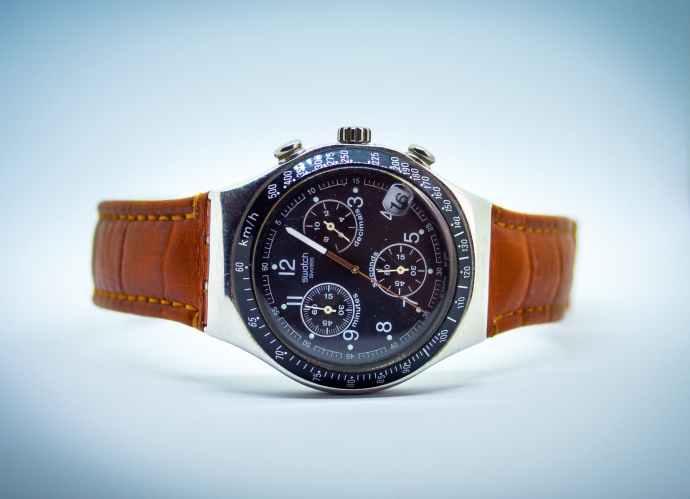 fashion wristwatch luxury time