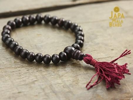 Rosewood Prayer Beads