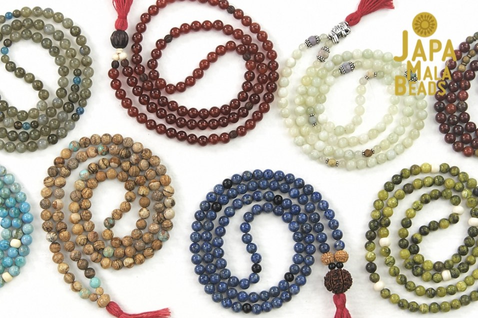 choosing mala beads