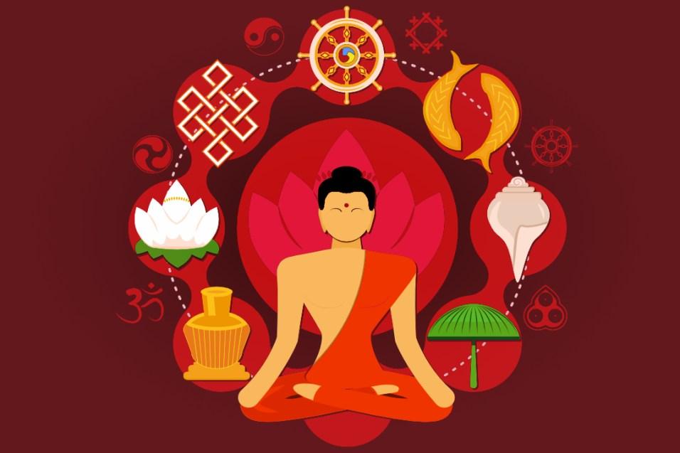 Auspicious Buddhist Symbols