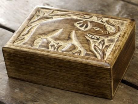 Elephant Mala Box