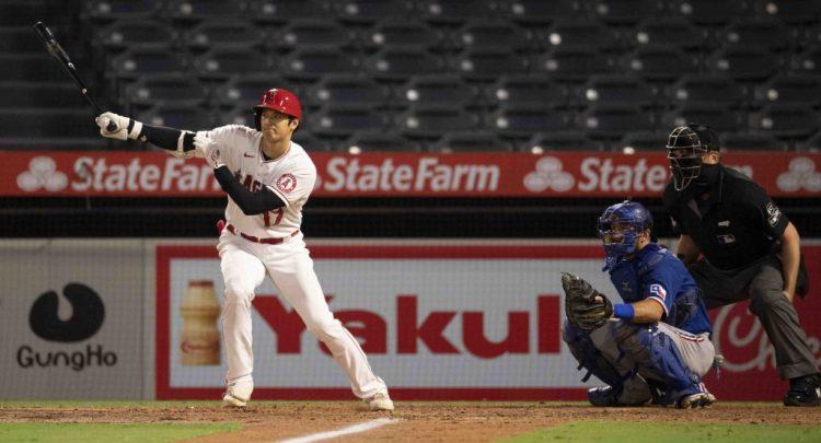 JAPAN SPORTS NOTEBOOK Shohei Ohtani's Batting Struggles ...