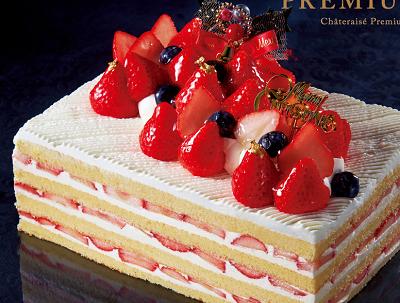 シャトレーゼクリスマスケーキ10