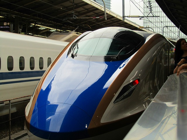 Travel in Japan with Shinkansen