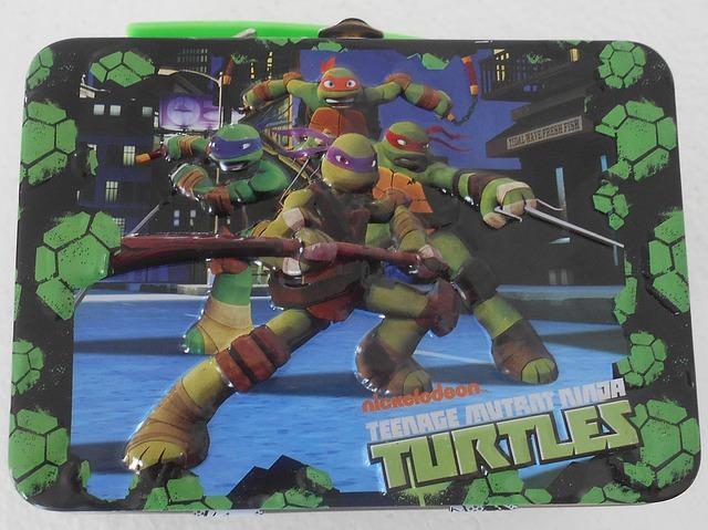 "Our Heroes ""Teenage Mutant Ninja Turtles"""