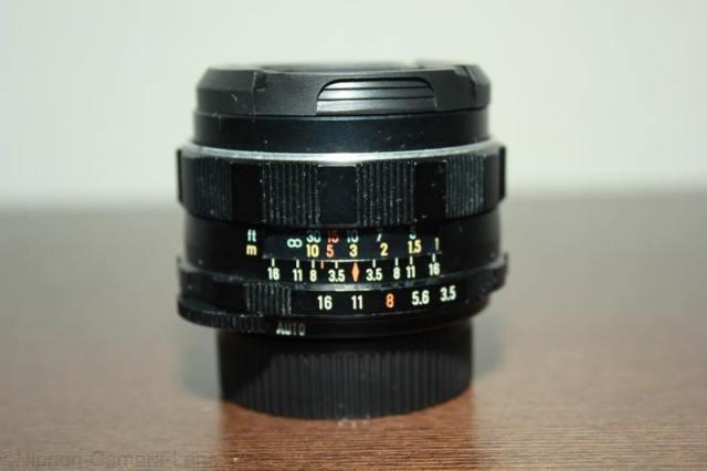 Pentax SMC Takumar 35mm F3.514n