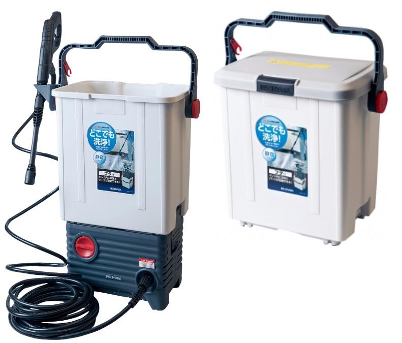 アイリスオーヤマタンク式洗浄機