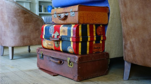 A Light and tough suitcase perfect for your journey!