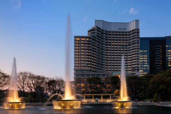 Experience Great High-Quality Palace Hotel in Tokyo!