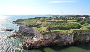 フィンランドの世界遺産スオメンリンナの要塞