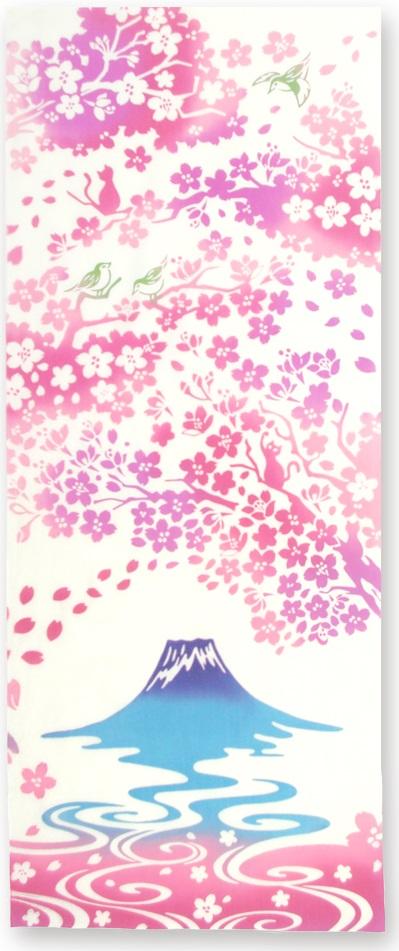 Sakura Tenugui