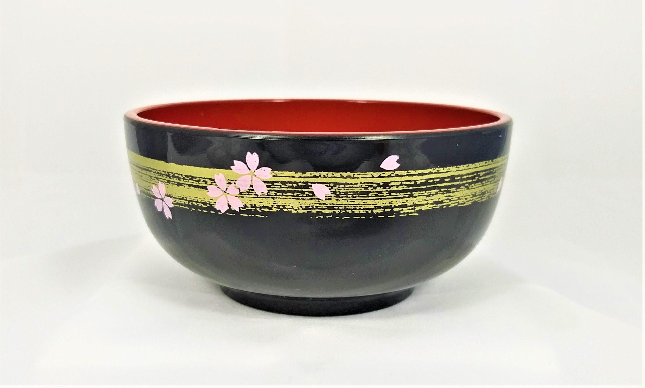 1 Schale Motiv Sakura
