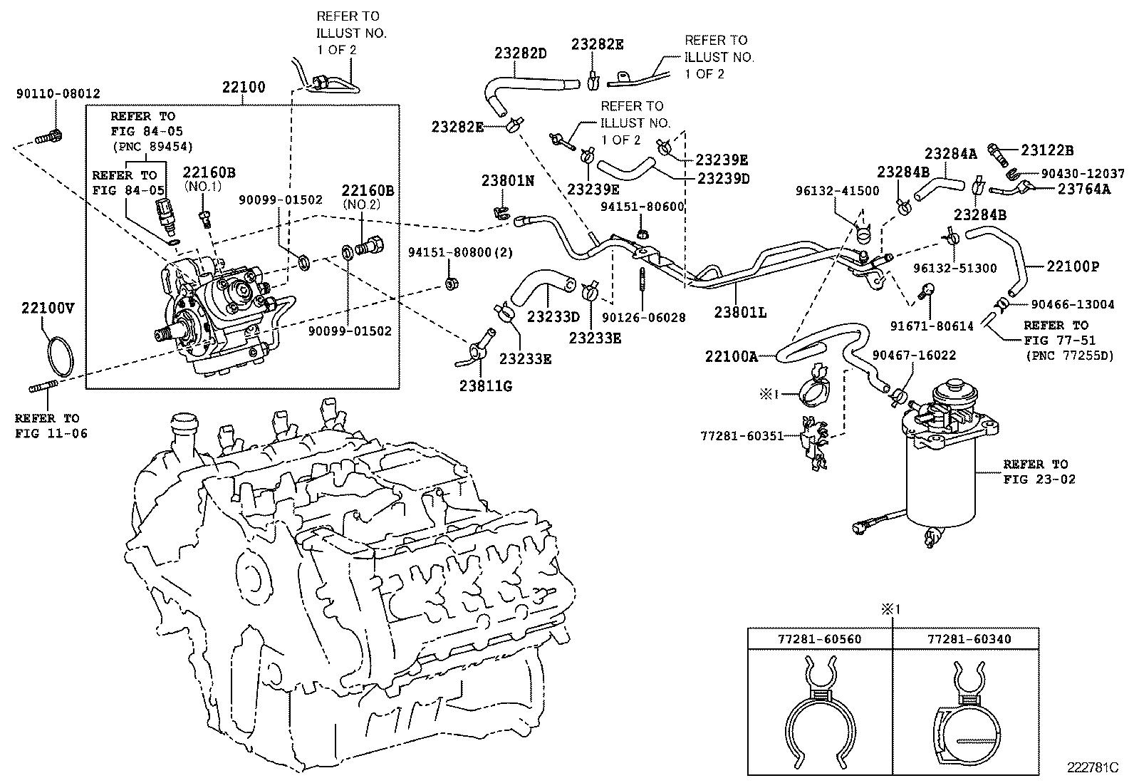 Toyotum Fuel Pump