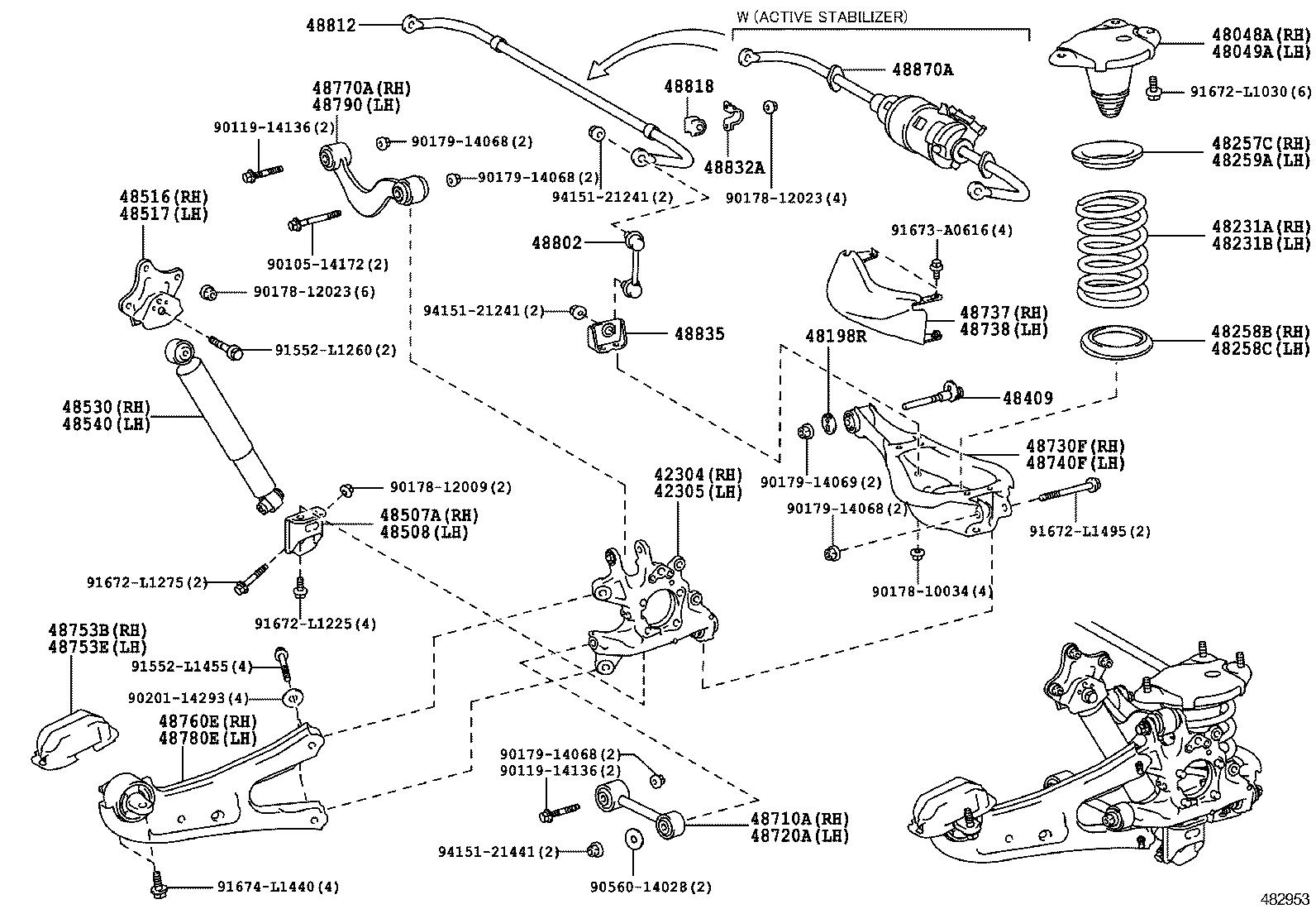 Lexu Rx400h Wiring Diagram