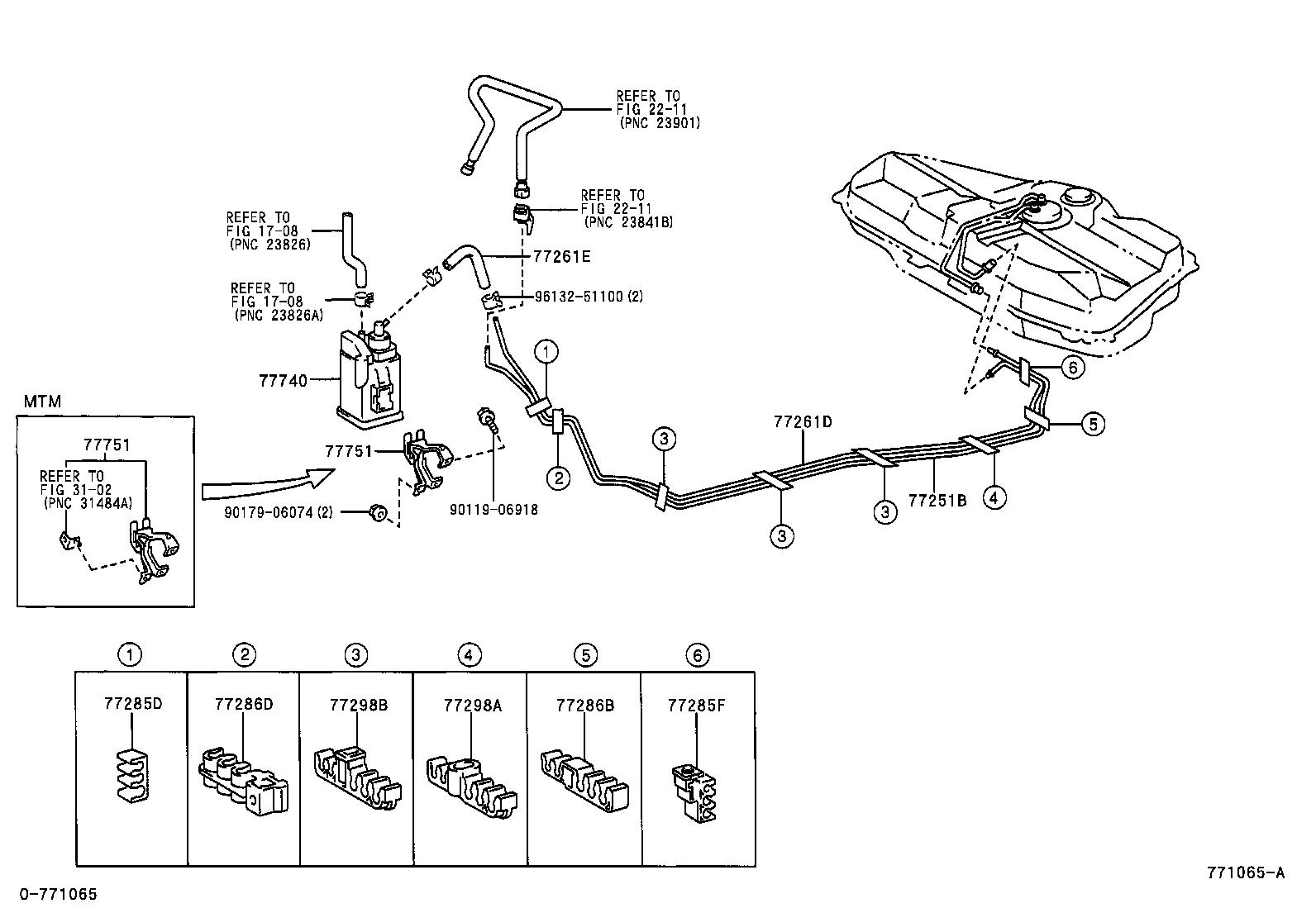 Porsche 911 Instrument Panel Wiring