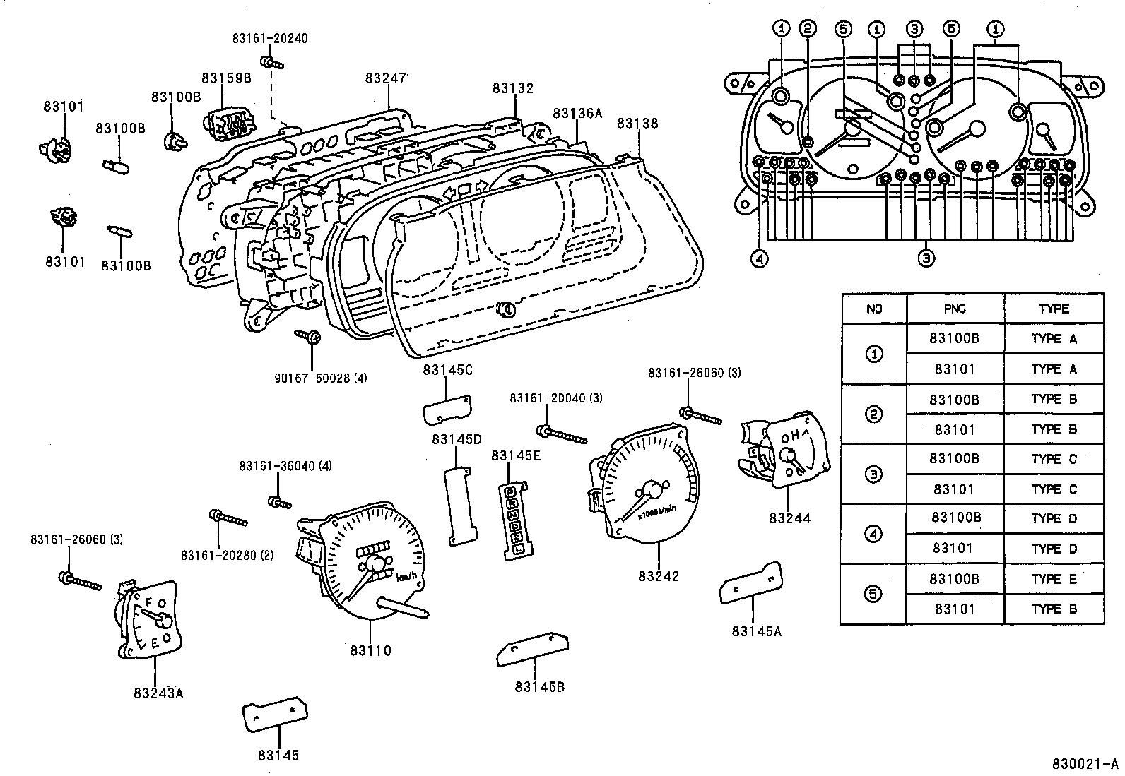 Toyota Land Cruiser 90vzj90l Gjmnkw