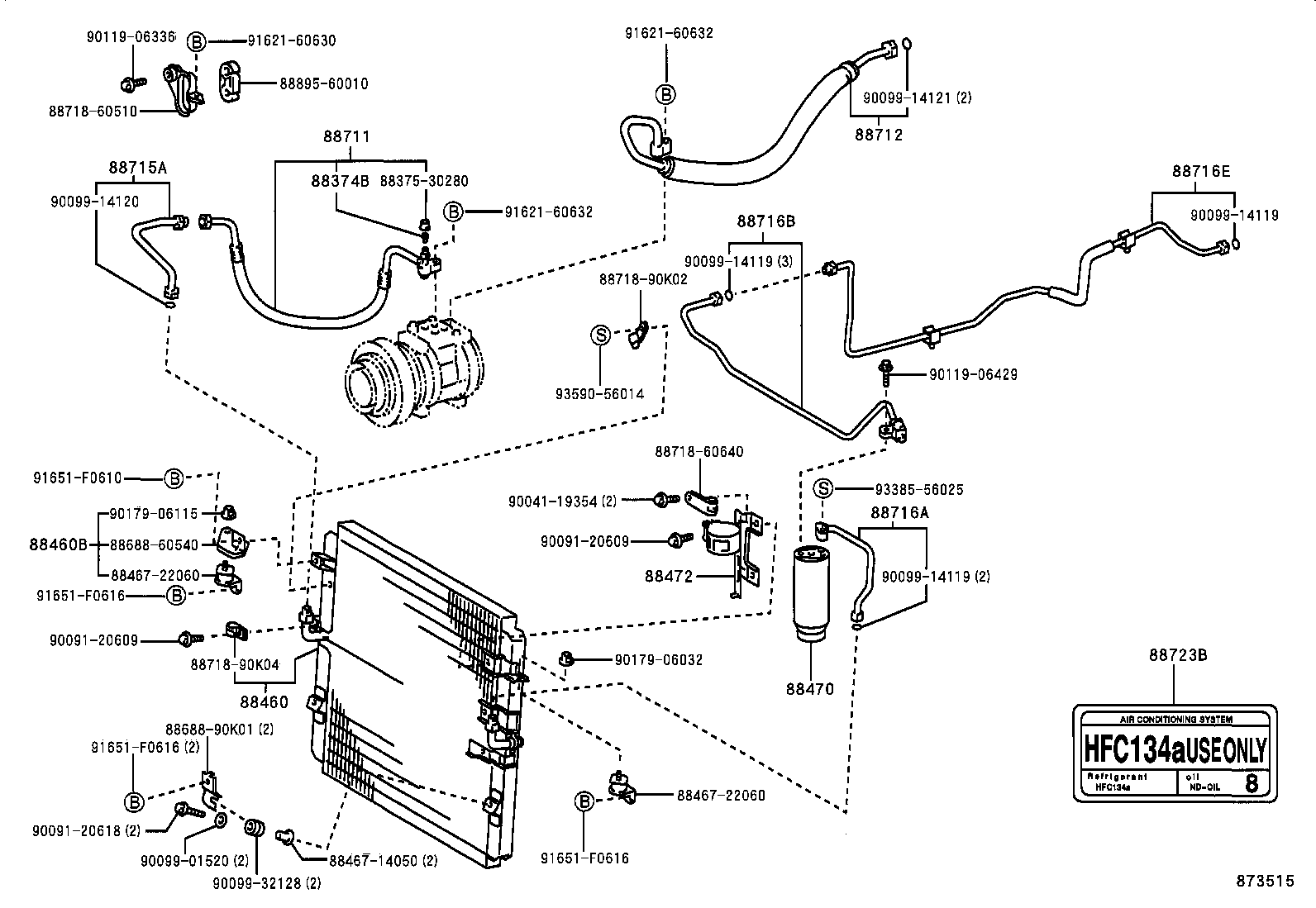 A C Compressor Clutch Wiring Diagram A C Compressor Shims