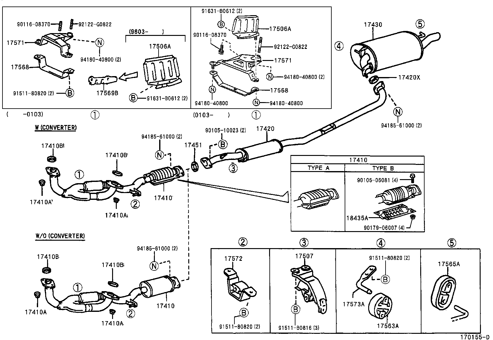 Toyota Highlander Exhaust Diagram Toyota