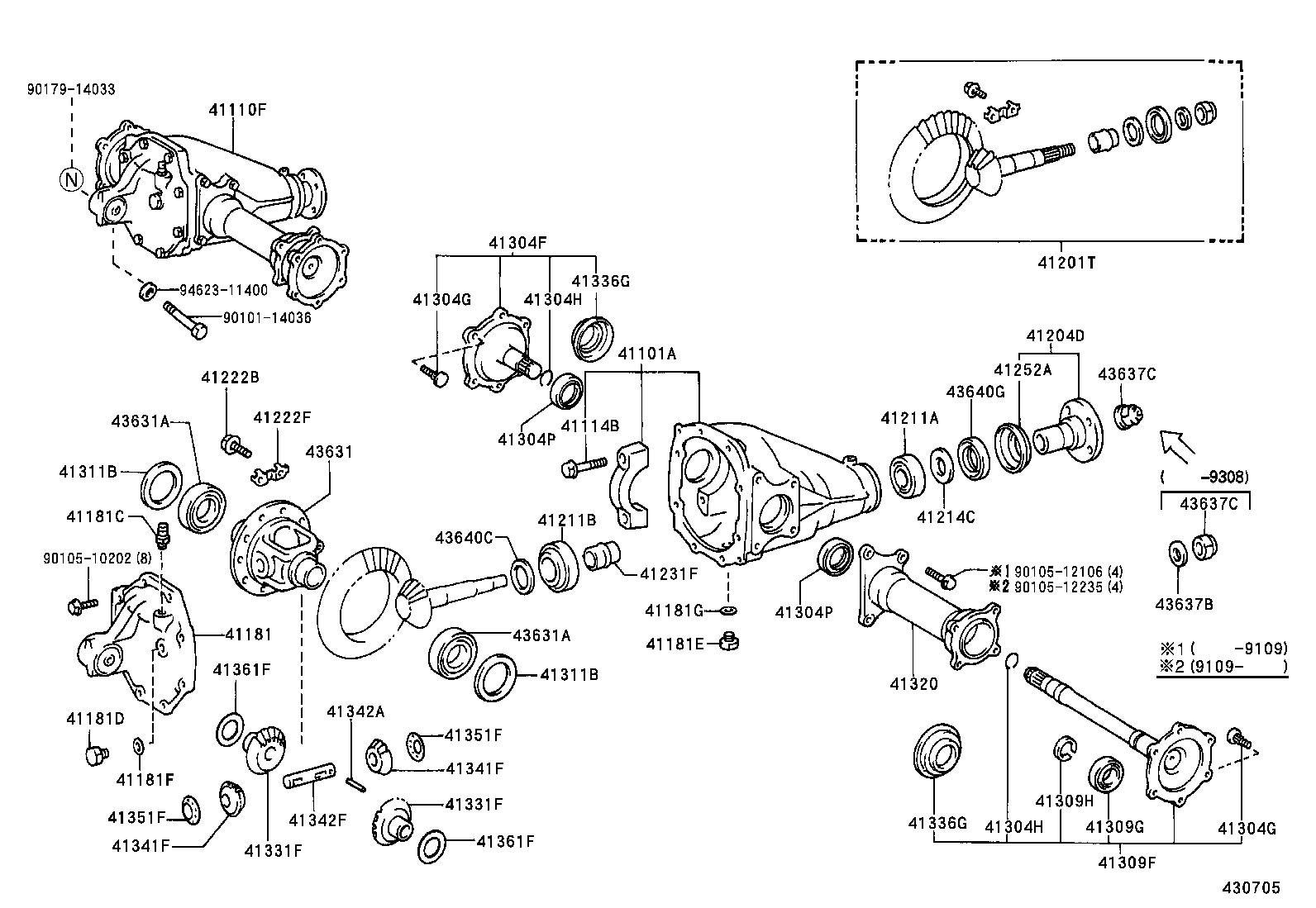 Download Toyota Previa Engine Diagram Full Quality