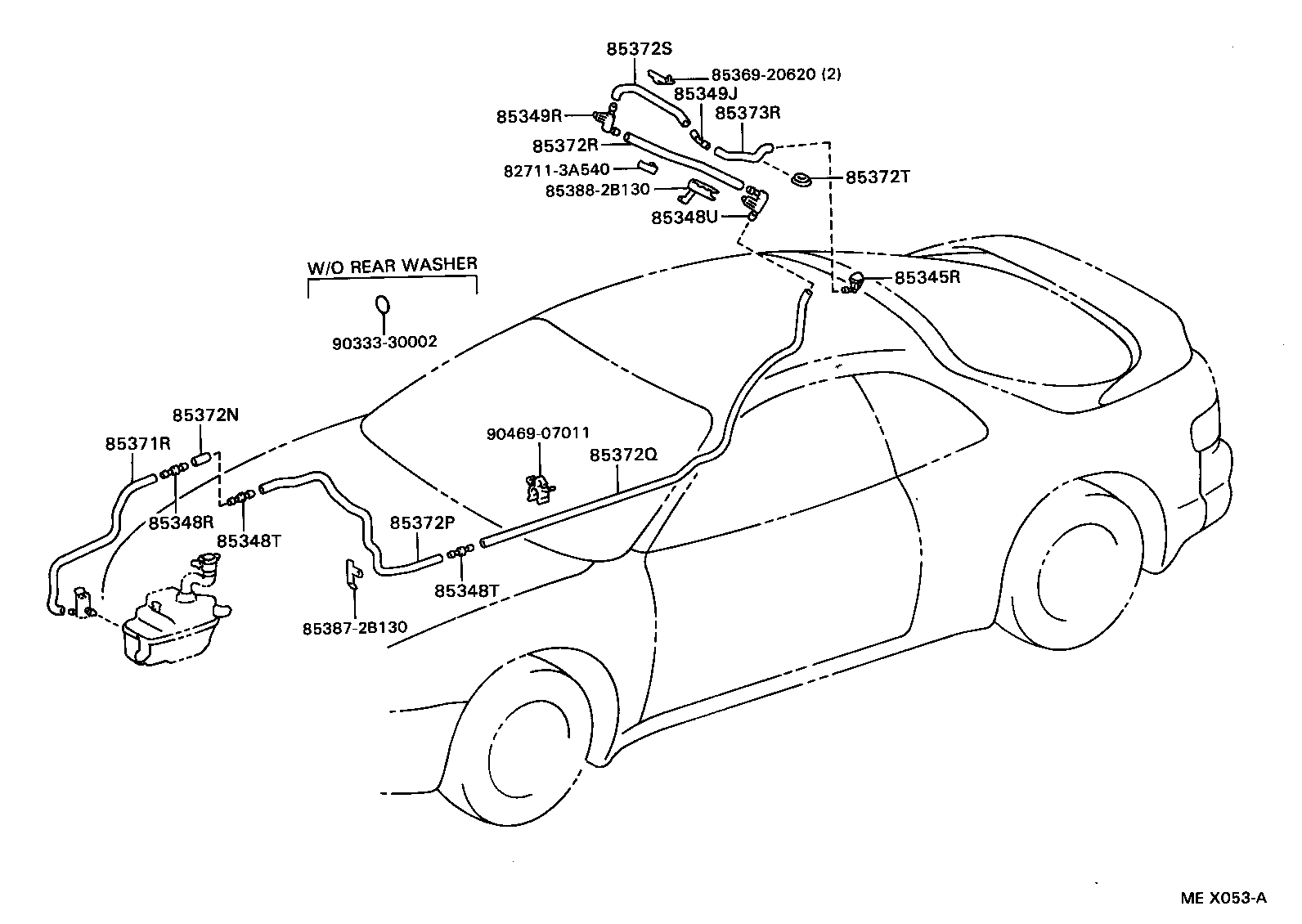 Toyota Celicast202l Blmgfw