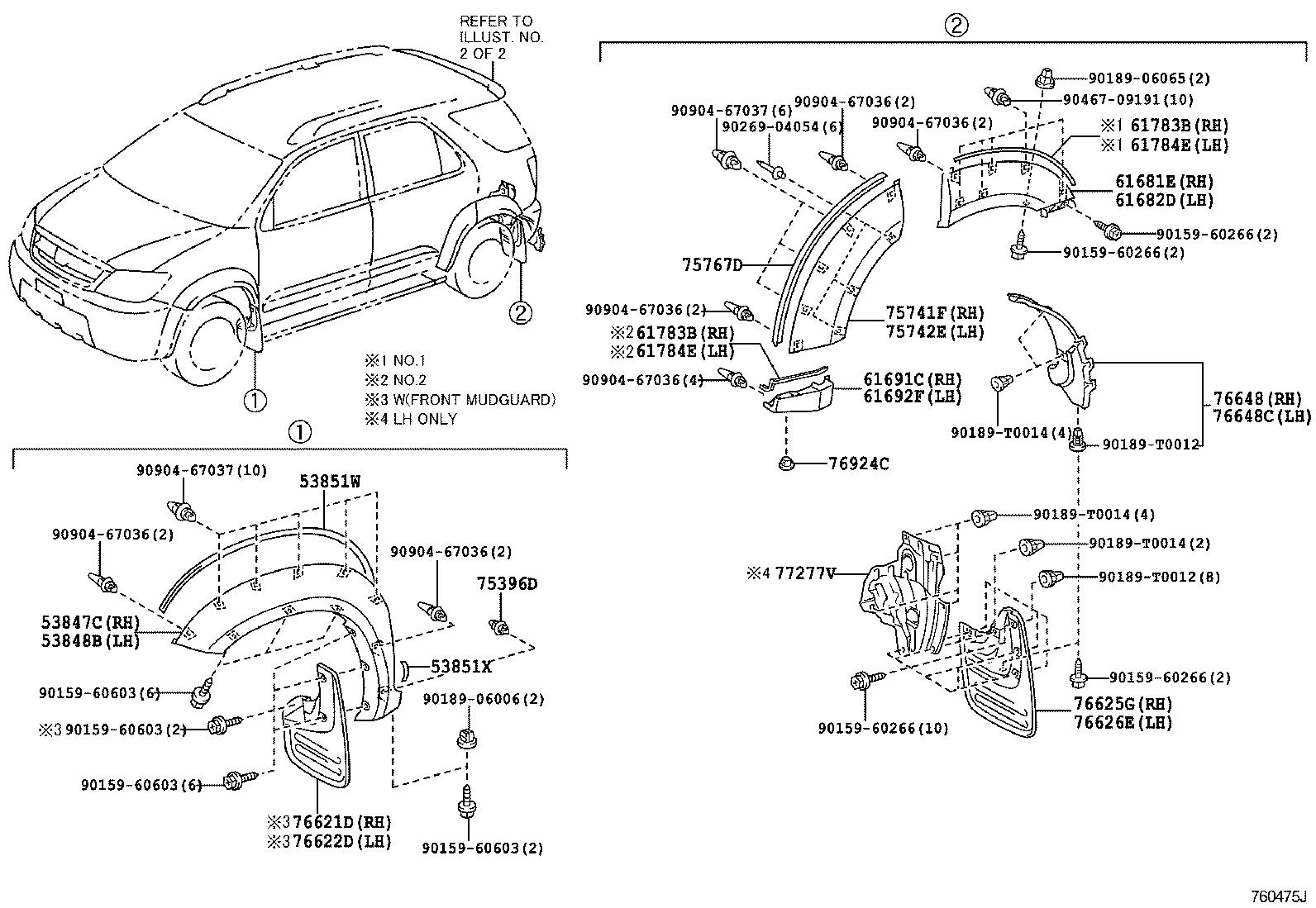 Toyota Fortunerggn60l Nkaskl
