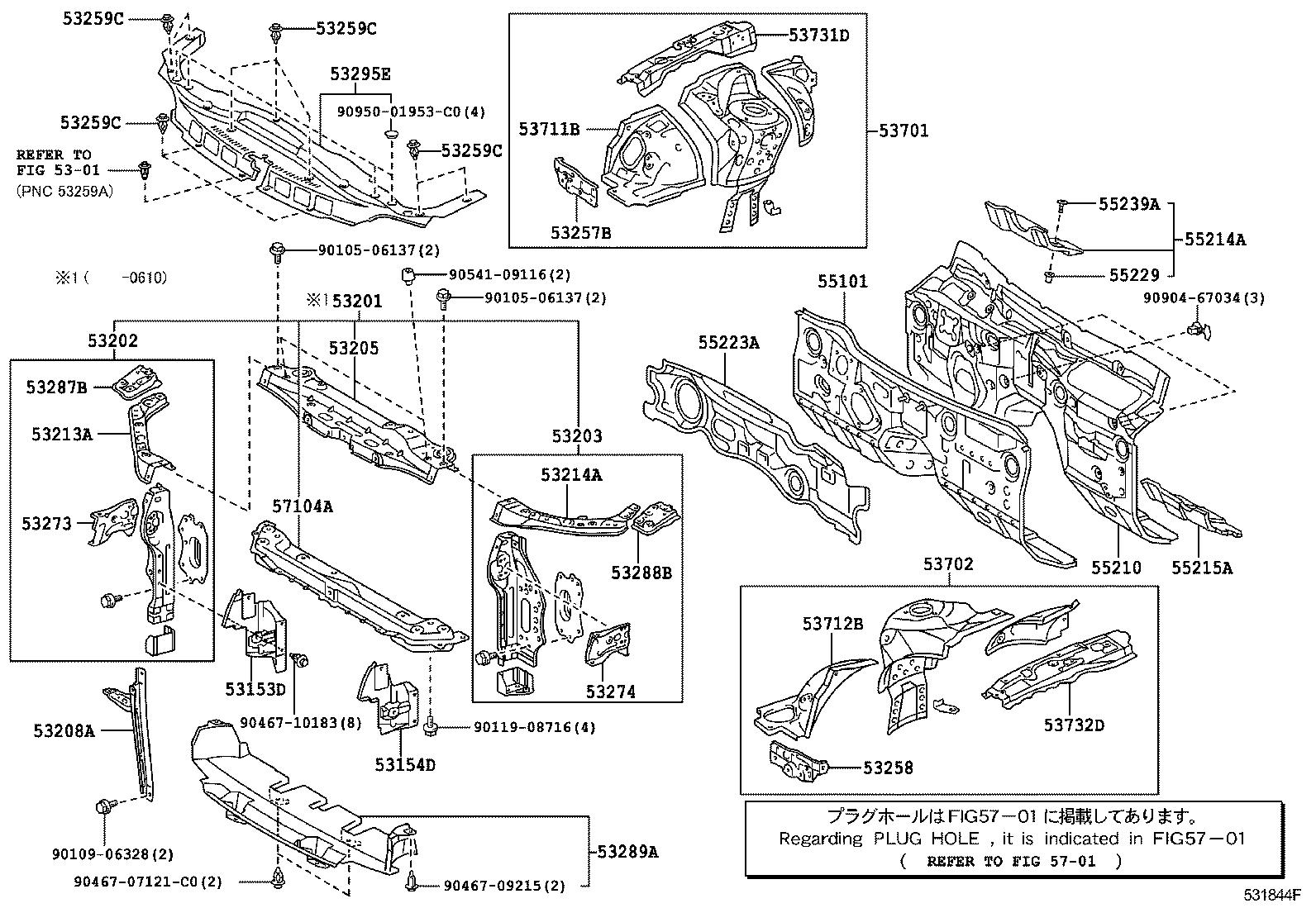 Toyota Mark Xgrx121 Aetuh