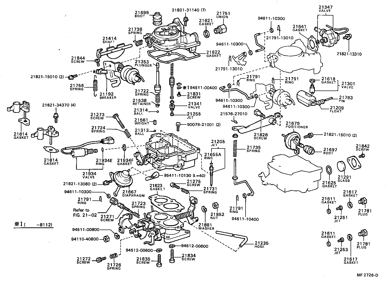 Toyota Corolla Alternater Diagram