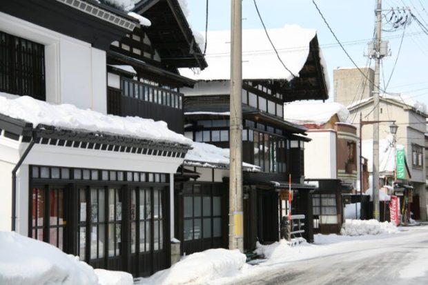 横手市増田伝統的建造物群保存地区
