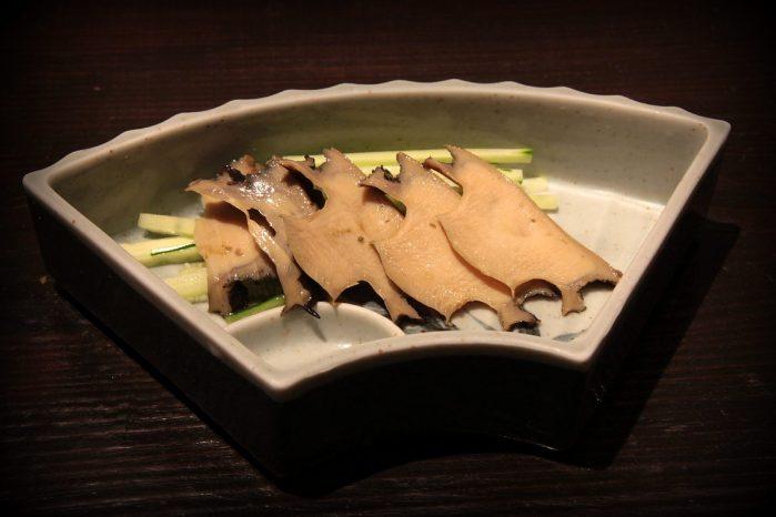 アワビの煮貝