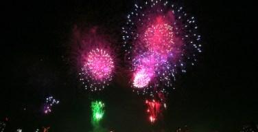 足立の花火大会