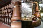 日本のウイスキー蒸溜所