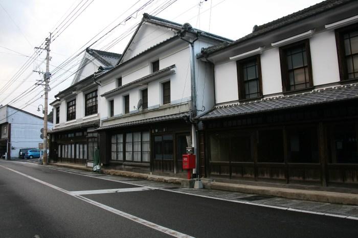 有田の町並み