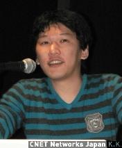 ニワンゴ技術担当取締役の溝口浩二氏
