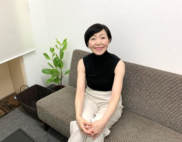 小松万佐子カウンセラー