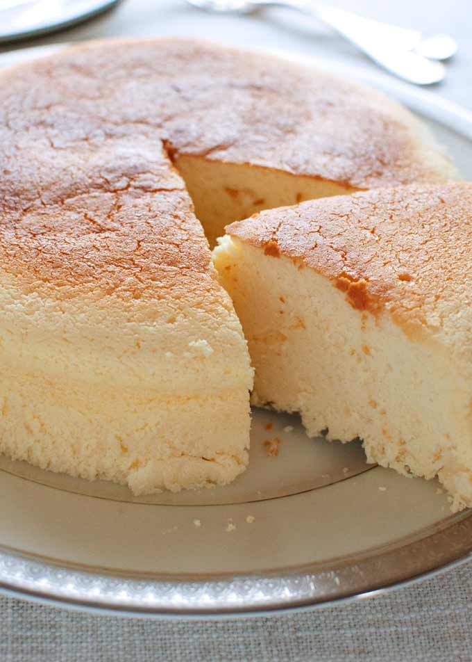 Image result for cotton cheesecake