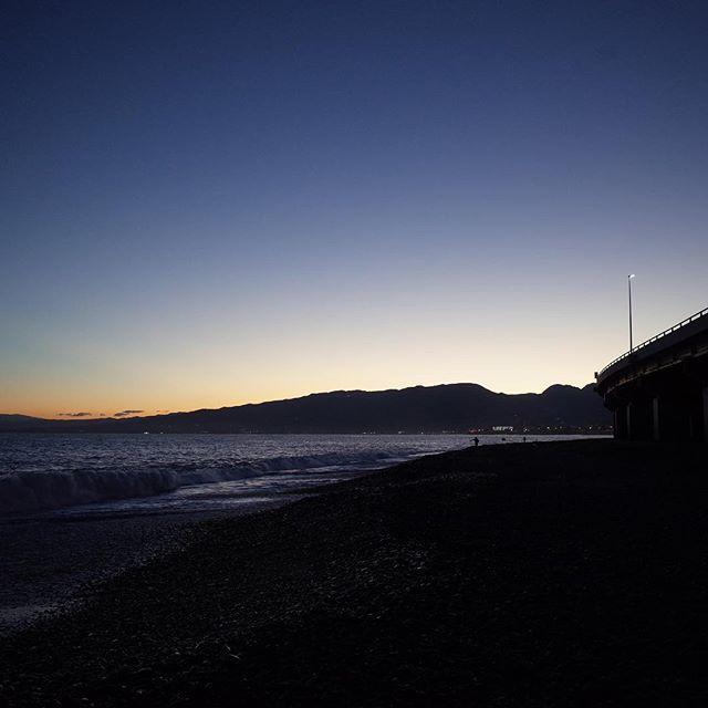 神奈川の夕暮れ #japan #kanagawa #sunset #evening - from Instagram