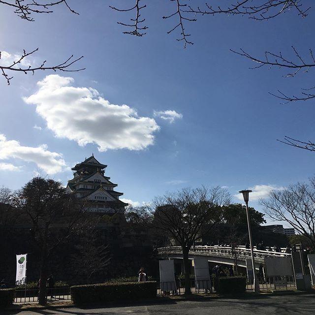 Osaka #japan  #osaka #osakacastle - from Instagram