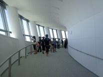 The twisting corridor