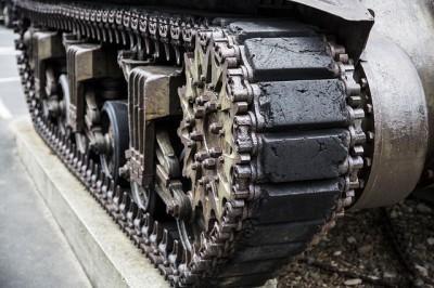 戦車キャタピラ