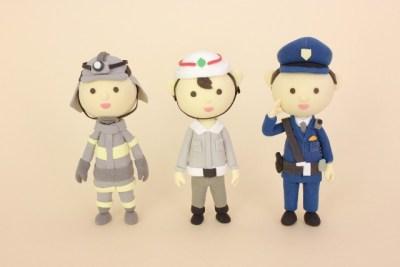 警察官など
