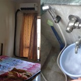 インドの部屋とシャワー
