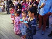 Otročki v Yukatah.