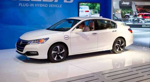 2016 Honda Accord Euro