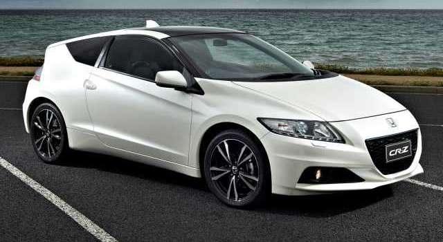 2017 Honda CR-Z