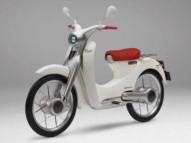 2018 Honda EV-Cub front