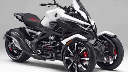 Honda NeoWing front