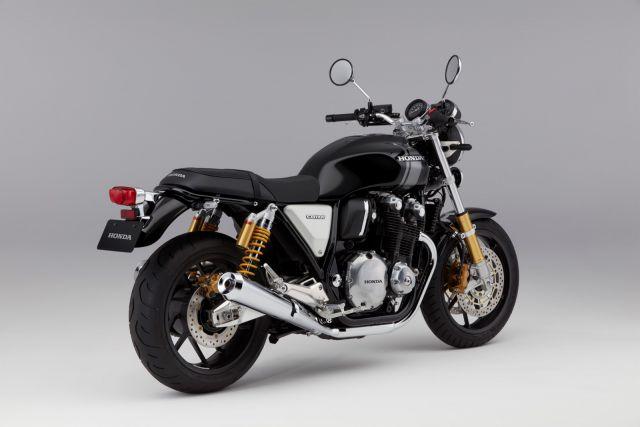 2017 Honda CB1100RS rear