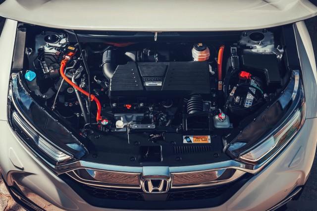 2019 Honda CR-V hybrid engine
