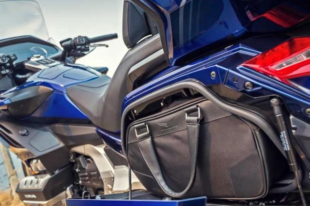 2019 Honda Gold Wing accessories